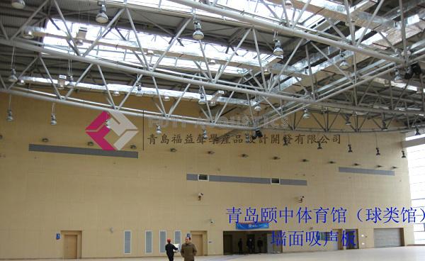 青岛颐中体育馆球类馆项目
