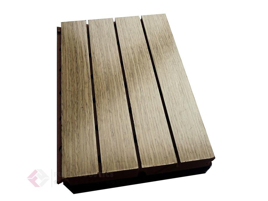 复合式木质吸声板