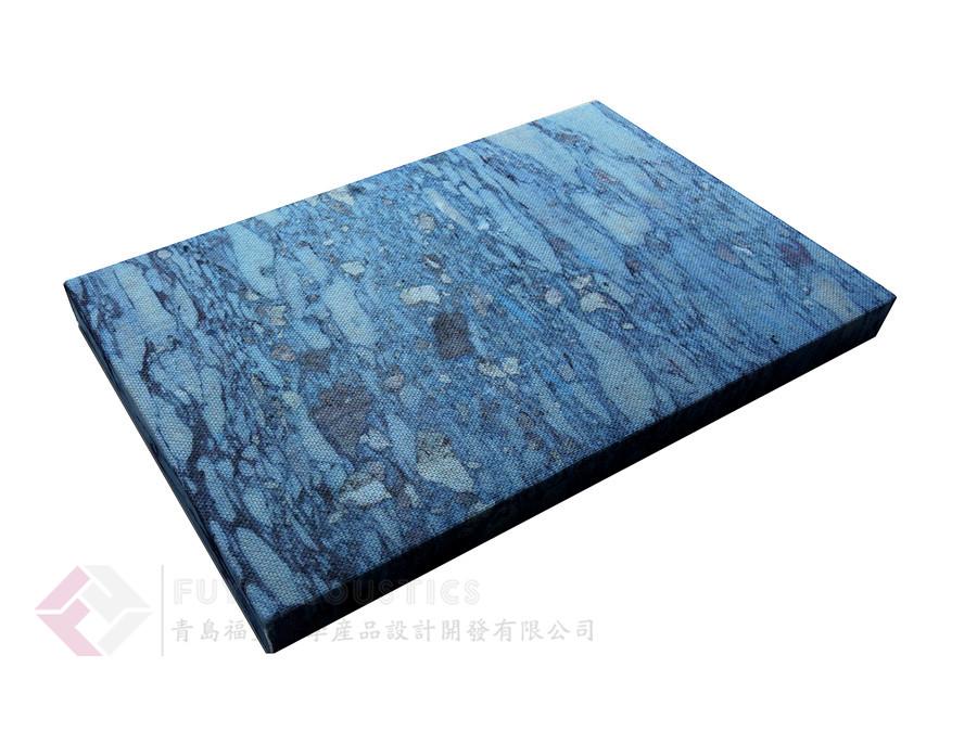 大理石图案吸声板