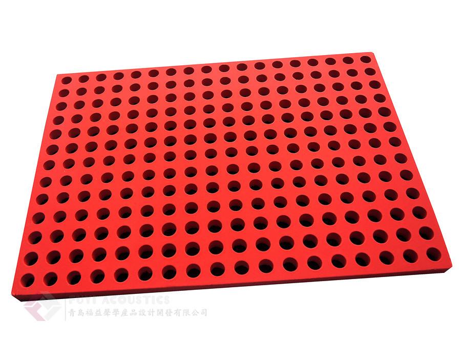 PVC穿孔吸声板