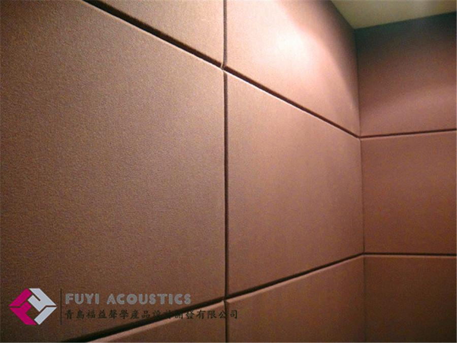 装配式吸声墙板系统